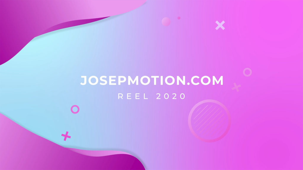 josep motion reel animación 2d 2020
