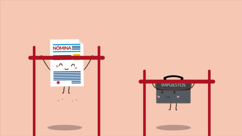 edenred ticket flex video animacion 2D